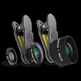 عدسة Pro Kit G4 للهواتف المحمولة - BLACK EYE