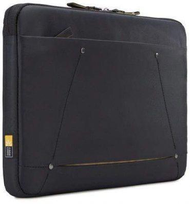 حقيبة نحيفة Deco مقاس 13.3 بوصة من CASE LOGIC - أسود