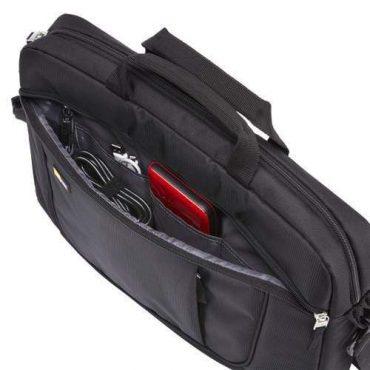 حقيبة يد مميزة مقاس 14.1 من CASE LOGIC - أسود