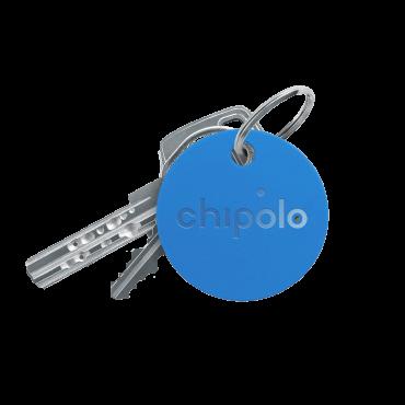 جهاز تعقب بالبلوتوث من CHIPOLO - أزرق