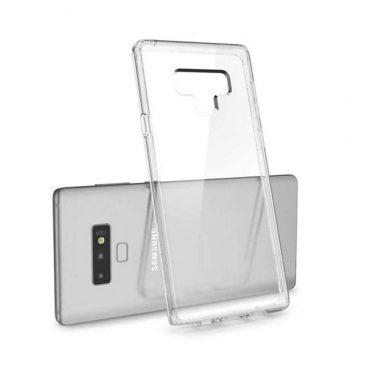كفر أصلي مقاوم للصدمات TPU لسامسونج جالكسي Note 9 - كريستال شفاف