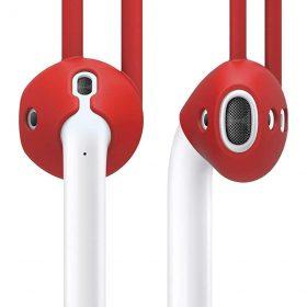سماعة أذن لاسلكية Airpods من Elago - أحمر