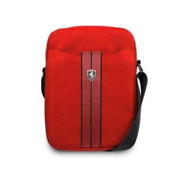 حقيبة تابلت 10 إنش من فيراري - أحمر