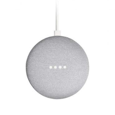 سماعة ذكية صغيرة من جوجل - أبيض
