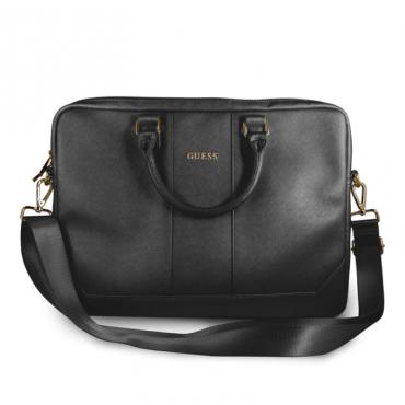 حقيبة اللاب توب 15 بوصة متعددة الأغراض - لون أسود