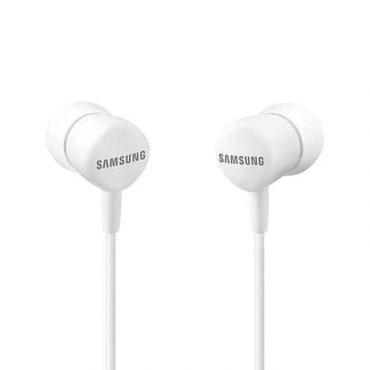 سماعات أذن ستيريو HS130 من سامسونج – لون أبيض