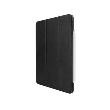كفر أصلي دفتر Elegante لآيباد Pro مقاس 11 إنش (2018) من Viva Madrid - أسود