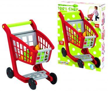 لعبة عربة التسوق ECOIFFIER - Shopping trolley