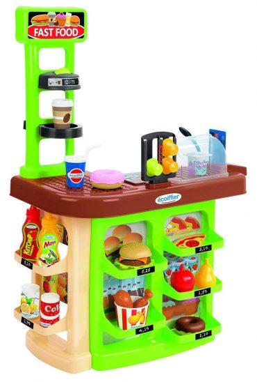 لعبة حامل الوجبات الخفيفة 100% CHEF - Snack Stand