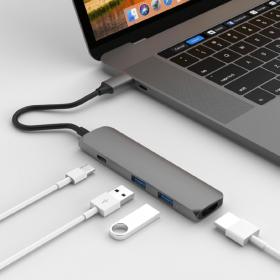 مشترك USB أصلي 4 مداخل × 1 - من +Addicted