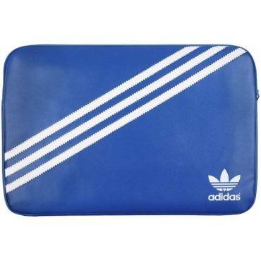 حقيبة اللاب توب والتابلت الأصلية مقاس 13 بوصة من أديداس - لون أزرق