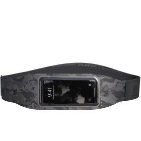 حامل موبايل مع حزام يد Adidas - Originals Universal Sports Belt Phone Holder - أسود
