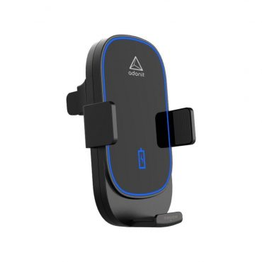 ADONIT 15W Wireless Car Charger Air Vent - Black