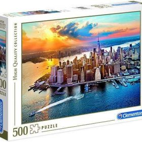 لعبة تطبيقات 500 قطعة CLEMENTONI - View Of New York