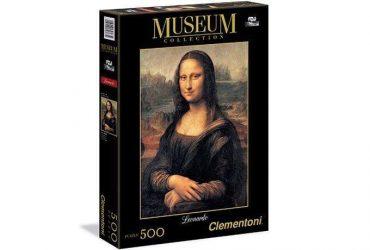 لعبة تطبيقات 500 قطعة CLEMENTONI - Monnalisa