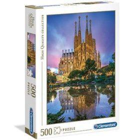 لعبة تطبيقات 500 قطعة CLEMENTONI - View Of Barcelona