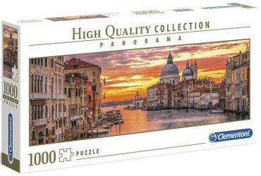 لعبة تطبيقات 1000 قطعة CLEMENTONI - Canal Venice