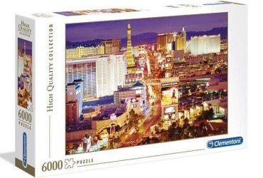 لعبة تطبيقات  6000قطعة CLWMENTONI - Las Vegas