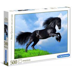 لعبة تطبيقات 500 قطعة CLEMENTONI – Black Horse
