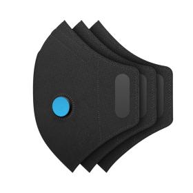 فلاتر كمامات Airinum 3-Pack Urban Air Filter 2.0 - مقاس صغير جدًا