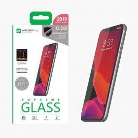 "شاشة حماية AMAZINGTHING - AT IPHONE XI 6.5"" 2019 0.3M GLASS (CRYSTAL)"
