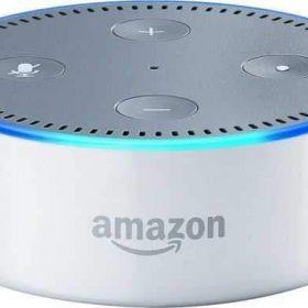 مكبر صوت ذكي Echo Dot  من  Amazon  (الجيل الثاني) -  أبيض