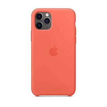 كفر أصلي سيليكون لآيفون 11 Pro من Apple - بطيخي