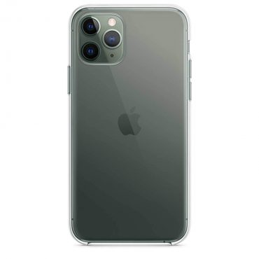 كفر أصلي لآيفون 11 Pro من Apple - شفاف