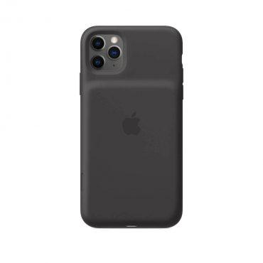 حافظة بطارية ذكية أصلية لآيفون 11 Pro  من Apple - أسود