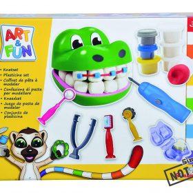 لعبة طبيب الأسنان التمساح SIMBA - CROCODILE DENTIST