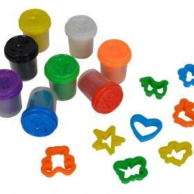 لعبة عجينة الألوان SIMBA - A&F Dough Pots in Tube