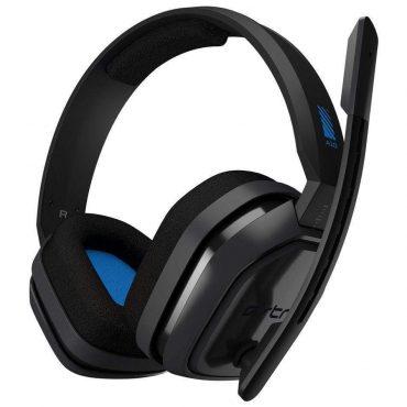 سماعة رأس Astro - A10 Headset PS4 GEN1 - رمادي / أزرق