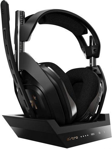 سماعة رأس لاسلكية Astro - A50 Wireless Headset for PS4 (GEN4)