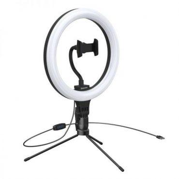 مصباح إضاءة للسيلفي Baseus Selfie Ring Light