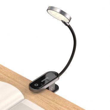 مصباح  BASEUS Comfort Reading Mini Clip Lamp