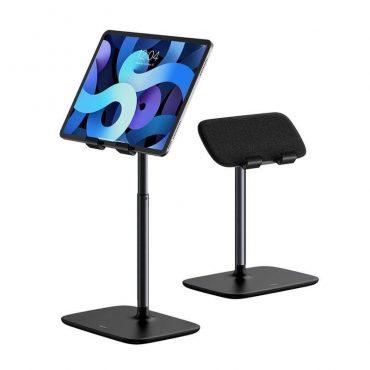 حامل تابلت Indoorsy Youth Tablet Desk Stand (Telescopic Version) أسود