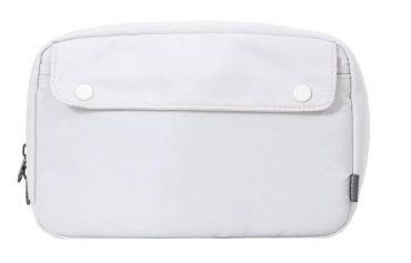 حقيبة اليد Baseus Basics Series Digital Device Storage Bag حجم كبير - باف