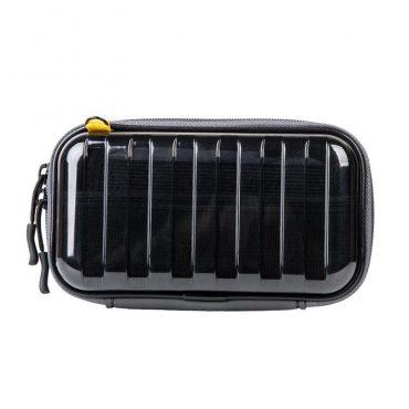 حقيبة اكسسوارات Baseus Let''s go Hermit Shockproof Storage Bag – أسود