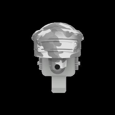 أزرار التصويب Baseus Level 3 Helmet PUBG Gadget GA03– أبيض مموه
