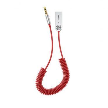 كابل محول لاسلكي Baseus BA01 USB Wireless adapter cable الأحمر