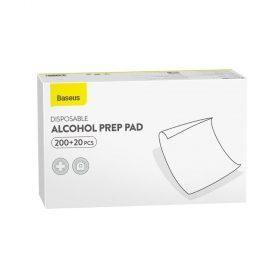 مناديل تعقيم Baseus Disposable Alcohol Prep Pad – 220 منديل