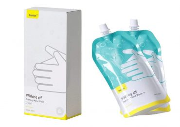 صابون سائل لليدين Baseus Wishing elf Hand Wash – 2 عبوة