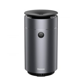 فواحة عطرية سعة 75 مل Baseus Time Aromatherapy machine humidifier  – رمادي غامق