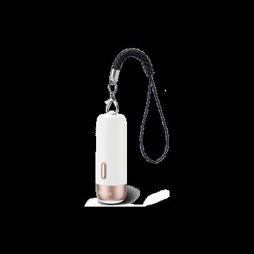جهاز التتبع Baseus Intelligent T3 Rechargeable Anti-lost Tracker – أبيض