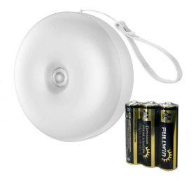 مصباح ليلي ببطاريةBaseus Light garden Series Intelligent Induction Nightlight(Dry battery) - ضوء دافيء