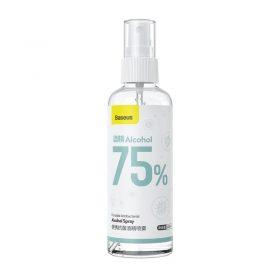 بخاخ معقم Baseus Let''s Go Portable Antibacterial Alcohol Spray  - 120 مل