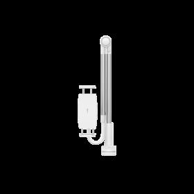 حامل الهاتف والآيباد Baseus Otaku life rotary adjustment lazy holder(Applicable for phone/ ipad) – فضي