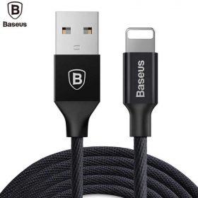 كابل Baseus Yiven Cable For Apple  ١.٢  متر - أسود