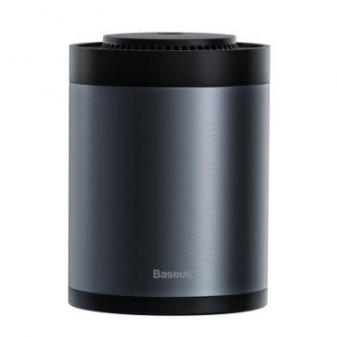 معطر الجوBaseus Ripple Car Cup Holder Air Freshener with Formaldehyde Purification Function أسود