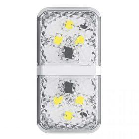 ضوء التحذير Baseus Door open warning light(2pcs/pack) الأبيض